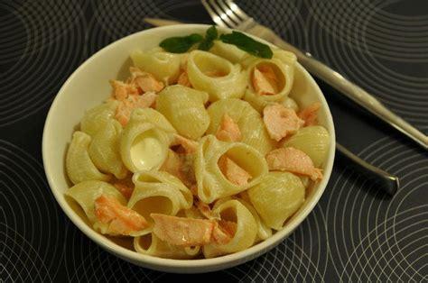 recette p 226 tes au saumon