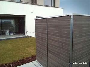 Gartenhaus Modernes Design : gartenhaus gartenschrank garten q gmbh ~ Markanthonyermac.com Haus und Dekorationen