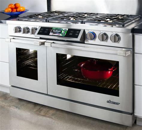 Dacor Discover IQ Dual Fuel Range  Kitchen Studio of
