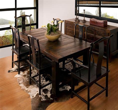 Rustic Dining Room Furniture Sets  Home Furniture Design