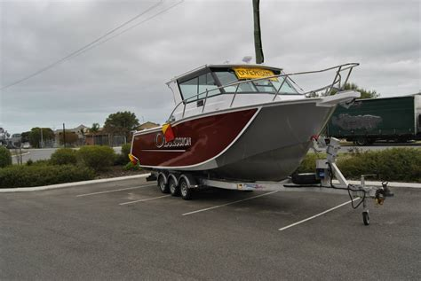 Preston Boats by New Preston Craft 8m Mirage Tri Hull Power Boats Boats