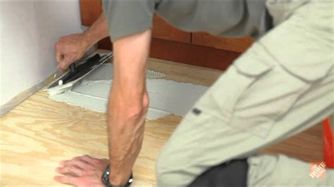 how to prepare your subfloor for tile step 3 attach backerboard