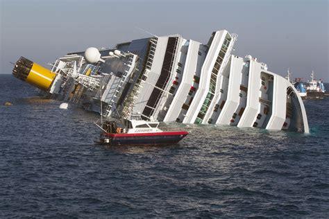 Schip Concordia by Costa Concordia One Year Ago Cruise Critic Message