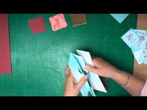 Secret Panel Card Tutorial (cardmakingmagiccom) Youtube