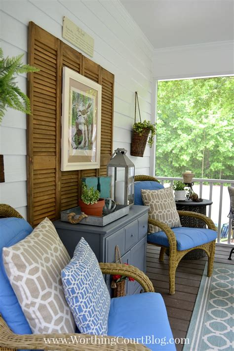 southern screen porch reveal worthing court