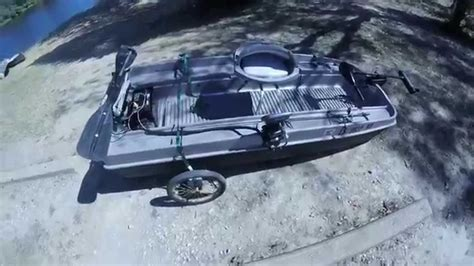 Bass Hunter Boat Modifications my mini bass boat modifications one of a kind doovi