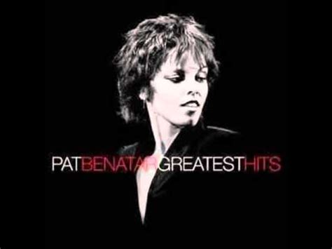 pat benatar quot treat me right quot