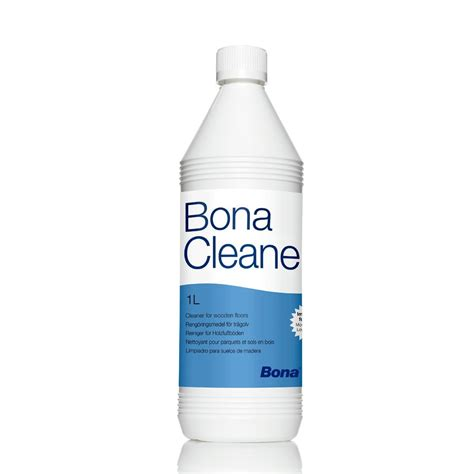 1 litre bona parkett cleaner for wooden and laminate flooring