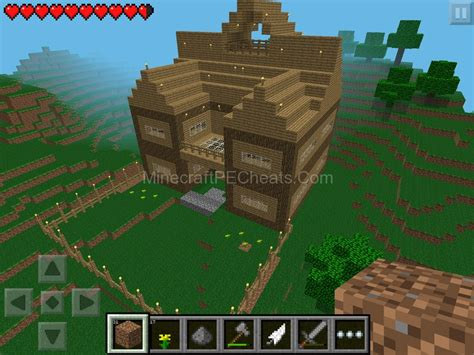 house ideas minecraft pe house design and ideas