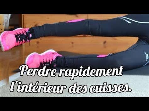 25 best ideas about maigrir des cuisses on muscles des cuisses d 233 fi cuisses and