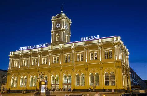 Moscow Train Station by Moscow Passazhirskaya Railway Station Wikipedia