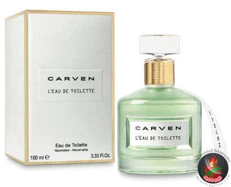 carven l eau de toilette 2014 new perfume the scented salamander perfume