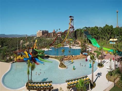 portaventura r hotel caribe includes theme park tickets hotels salou