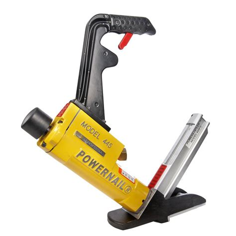 Floor Staple Remover Home Depot by Freeman 3 In 1 Flooring Air Nailer And Stapler Pfl618br