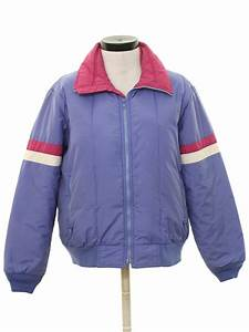 80s Vintage Tyrolia Jacket: 80s -Tyrolia- Womens lavender ...