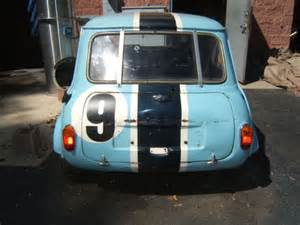 classic mini cooper race car pictures car