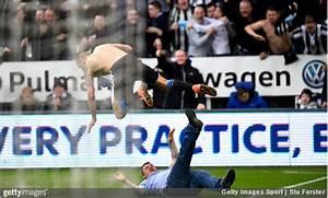 Newcastle Fan Bungles Celebration With Aleksandar Mitrović ...