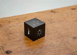 Smart Home Cube : cube by family of the arts is a tangible interface for smart homes ~ Markanthonyermac.com Haus und Dekorationen