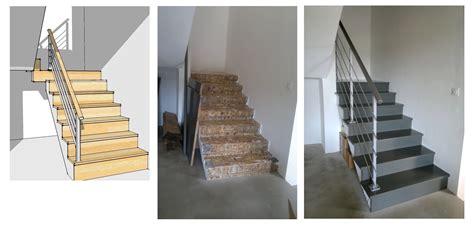 escaliers bois standards ou sur mesure
