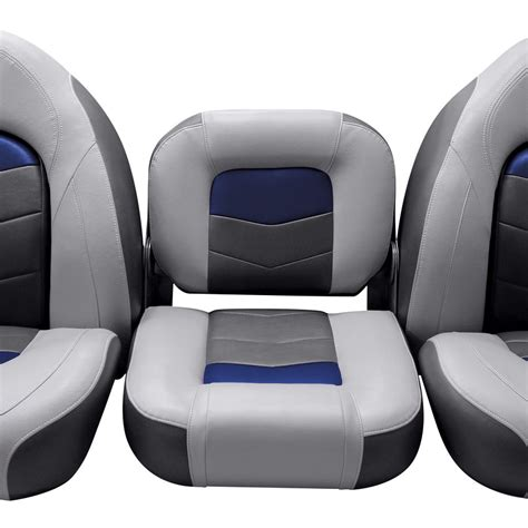 Bass Boat Bucket Seat Covers by 3318 1880 Bucket Seat Set 17 Quot Center Seat Bass Boat