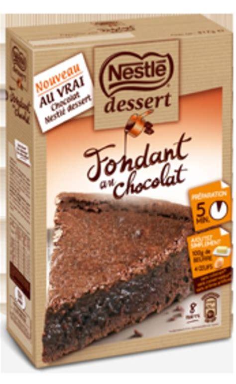 gateau chocolat nestle dessert 28 images recette de gateau au nestl 233 recette fondant au