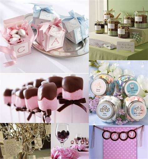 decorations for a baby shower favors ideas