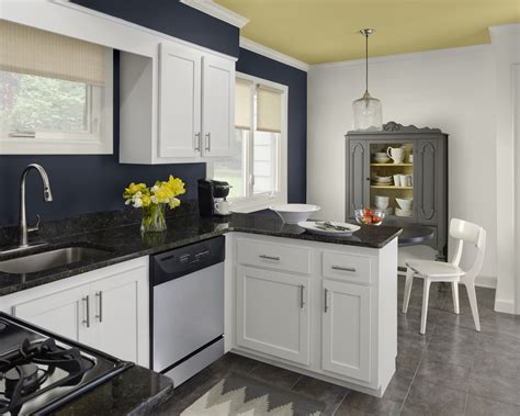 These Kitchen Color Schemes Would Surprise You