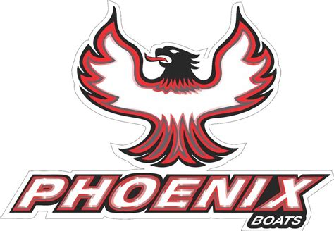 Phoenix Boats Carpet Decals by 14 Quot Carpet Graphic Phoenix Decal Stickers For Bass Fishing