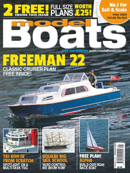 Model Boats Magazine Download by Model Boats 05 2018 187 Download Pdf Magazines Magazines