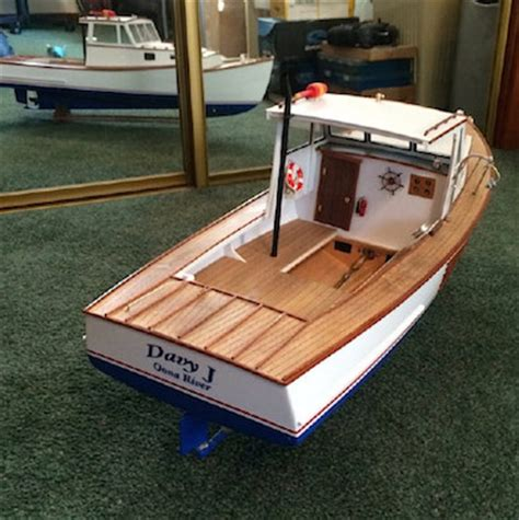 Toy Lobster Boat by Building Lobster Boat