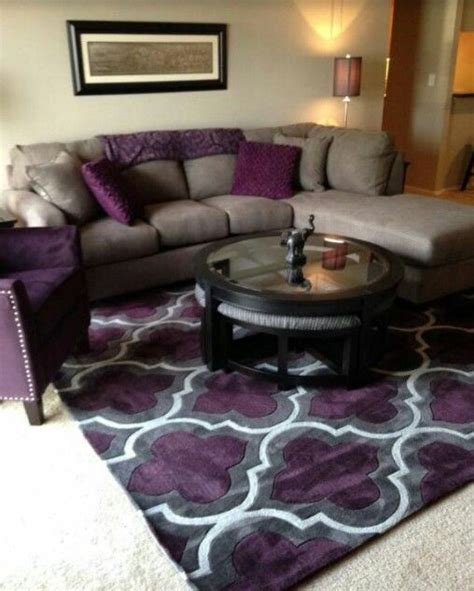 grey and purple living room designs best 25 purple grey rooms ideas on purple