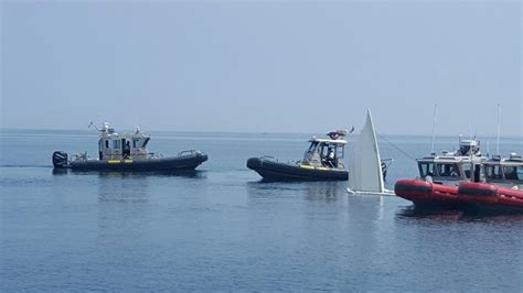 Boating Accident Michigan by 2 Dead 1 Injured In Lake Michigan Boat Crash