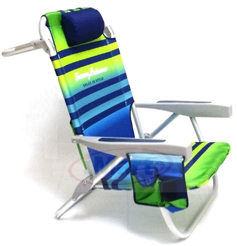 Bahama Folding Backpack Chair by Bahama Backpack Cooler Chair 5 Storage Pockets