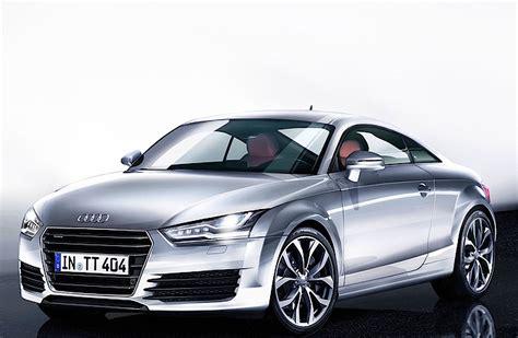 luxury design audi unveils its new range of sports cars 2014
