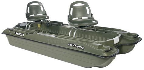 Bass Hunter Boat Plug by Bass Raider 10e Fishing Boat