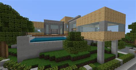 maison en bois minecraft mzaol