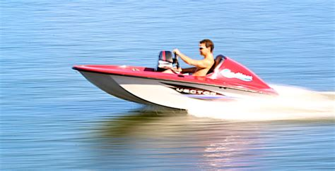 Electric Boat Vortex by Vector K And C Powersports