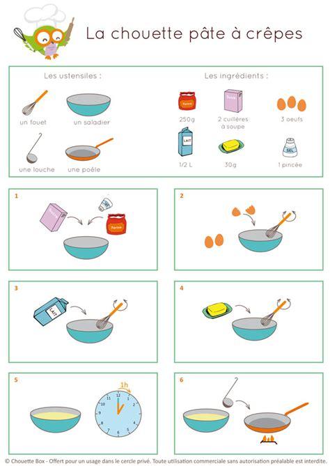 chouette recette de la p 226 te 224 cr 234 pes