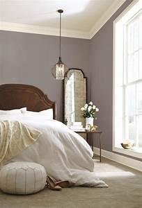 Welche Farbe Schlafzimmer : schlafzimmer gestalten prachtvolle wandgestaltung schaffen schlafzimmer wandverkleidung ~ Markanthonyermac.com Haus und Dekorationen
