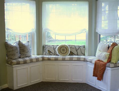 living room window treatments ideas for bay windows in modern contemporary home living room