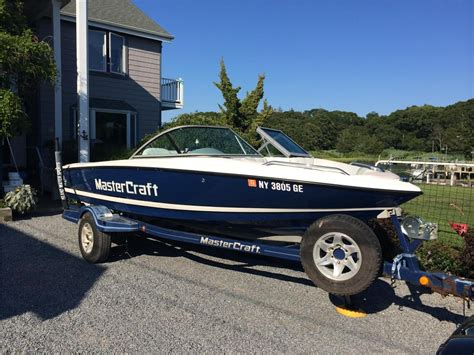 Used Boat Trailers Long Island New York by 2002 Mastercraft Prostar 197 For Sale In Cutchogue Long