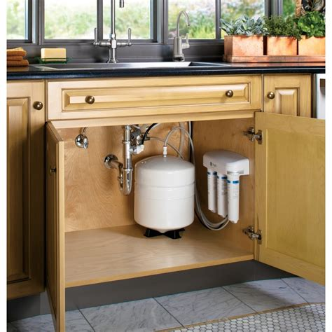 pnrq21rbn ge profile osmosis filtration system with brushed nickel faucet