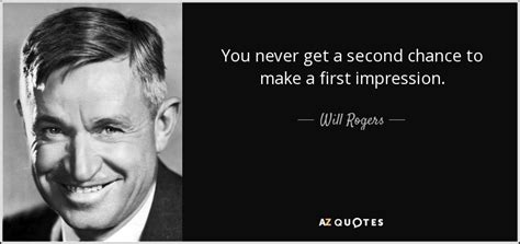 Top 8 Good First Impression Quotes  Az Quotes