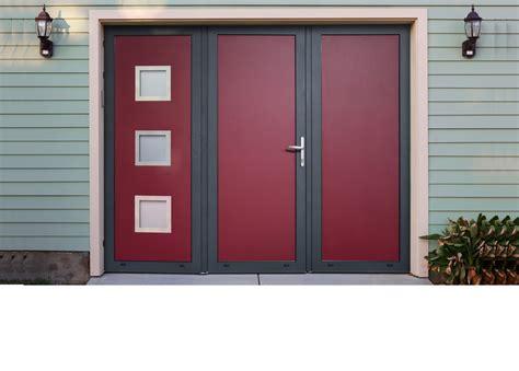 portes de garage portes 224 vantaux portails et portes d entr 233 e gypass fabricant pour habitat et