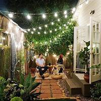 good looking design ideas for a small patio how to make a back garden without grass look green ...
