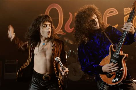 Queen Biopic 'bohemian Rhapsody' Gets First Trailer