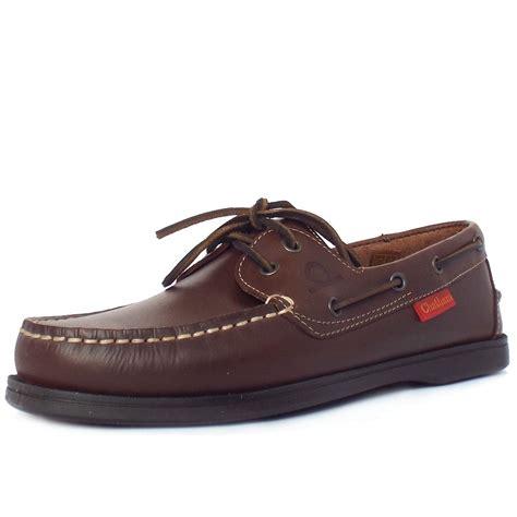 Dark Brown Boat Shoes by Chatham Marine Commodore Dark Brown Men S Stylish Boat