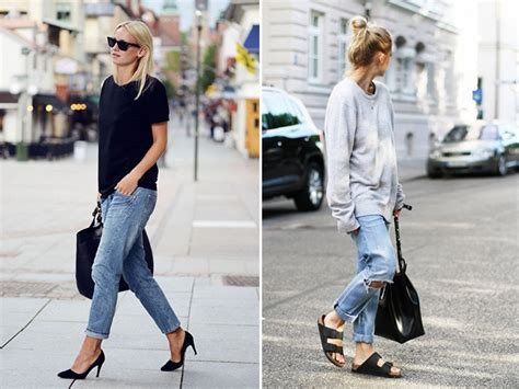 porter le jean boyfriend la cueillette