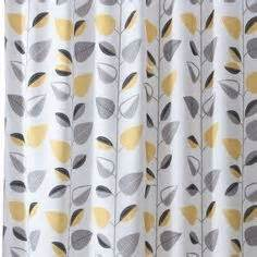 100 curtains yellow and gray curtain curtains
