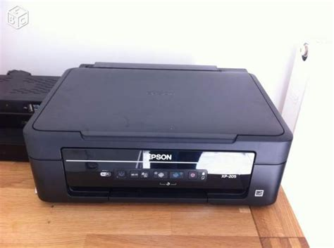 Troc Echange Imprimante Epson Xp205 Jet D'encre Scanner